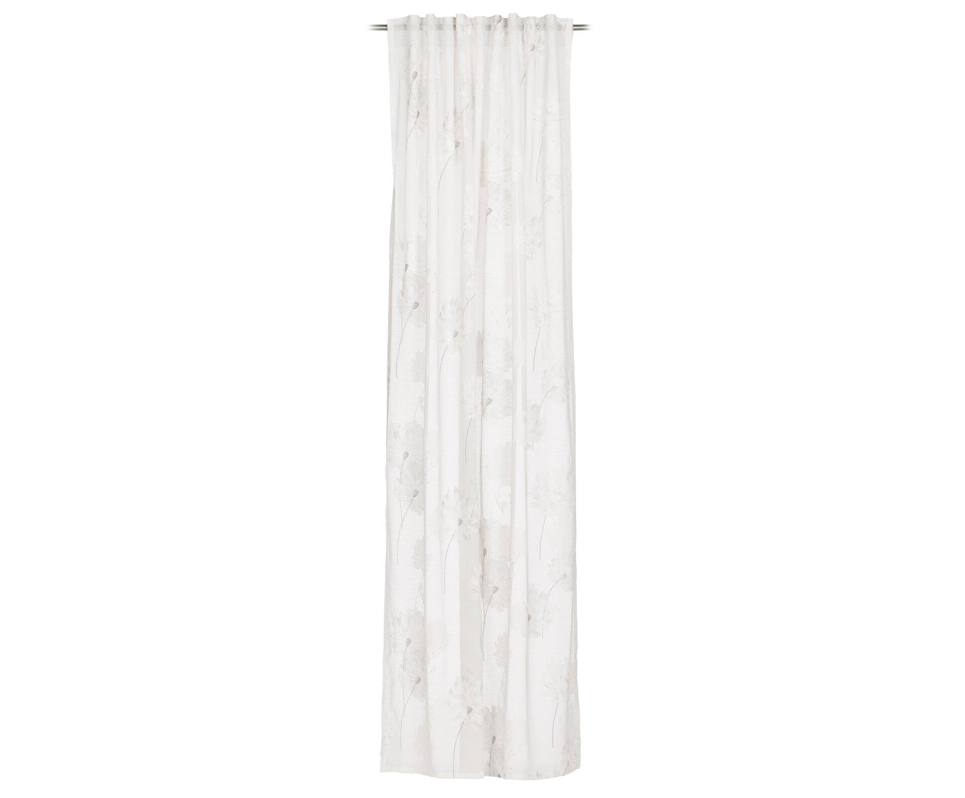 Schlaufenschal Ria legère Ambiente Trendlife Textil weiß 140 x 255 cm