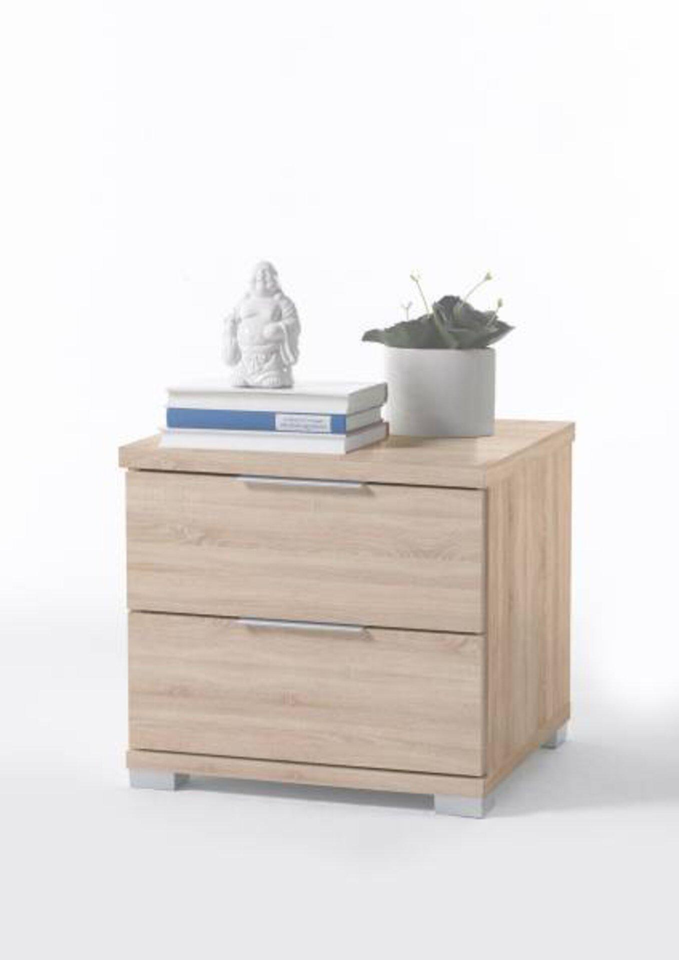 Nachttisch PEPE Dreamoro Holzwerkstoff weiß 28 x 41 x 39 cm