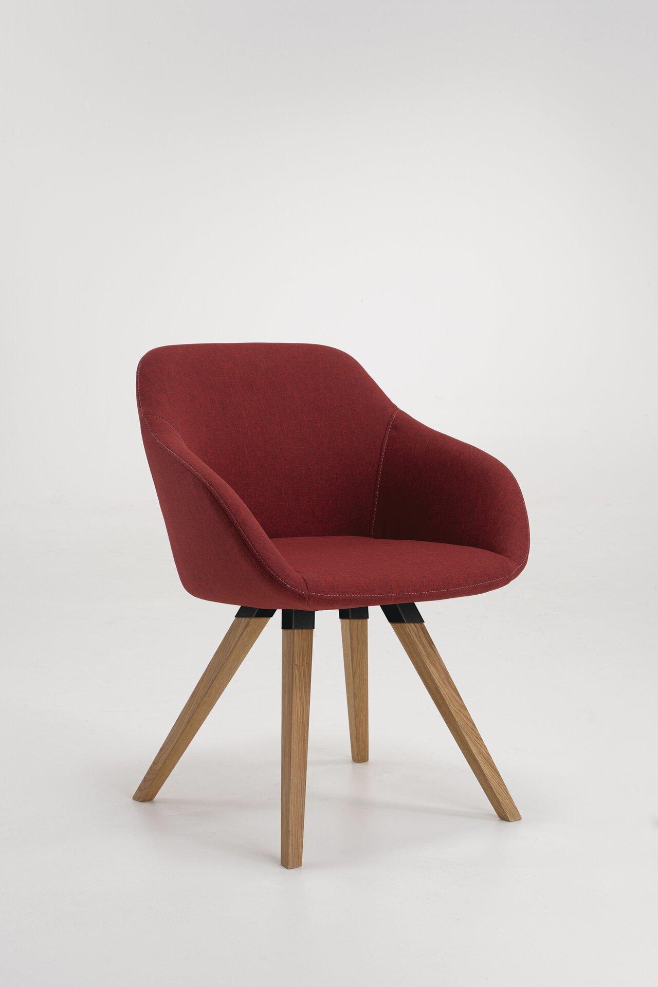 Stuhl VARIANTA MONDO Textil mehrfarbig 60 x 80 x 62 cm