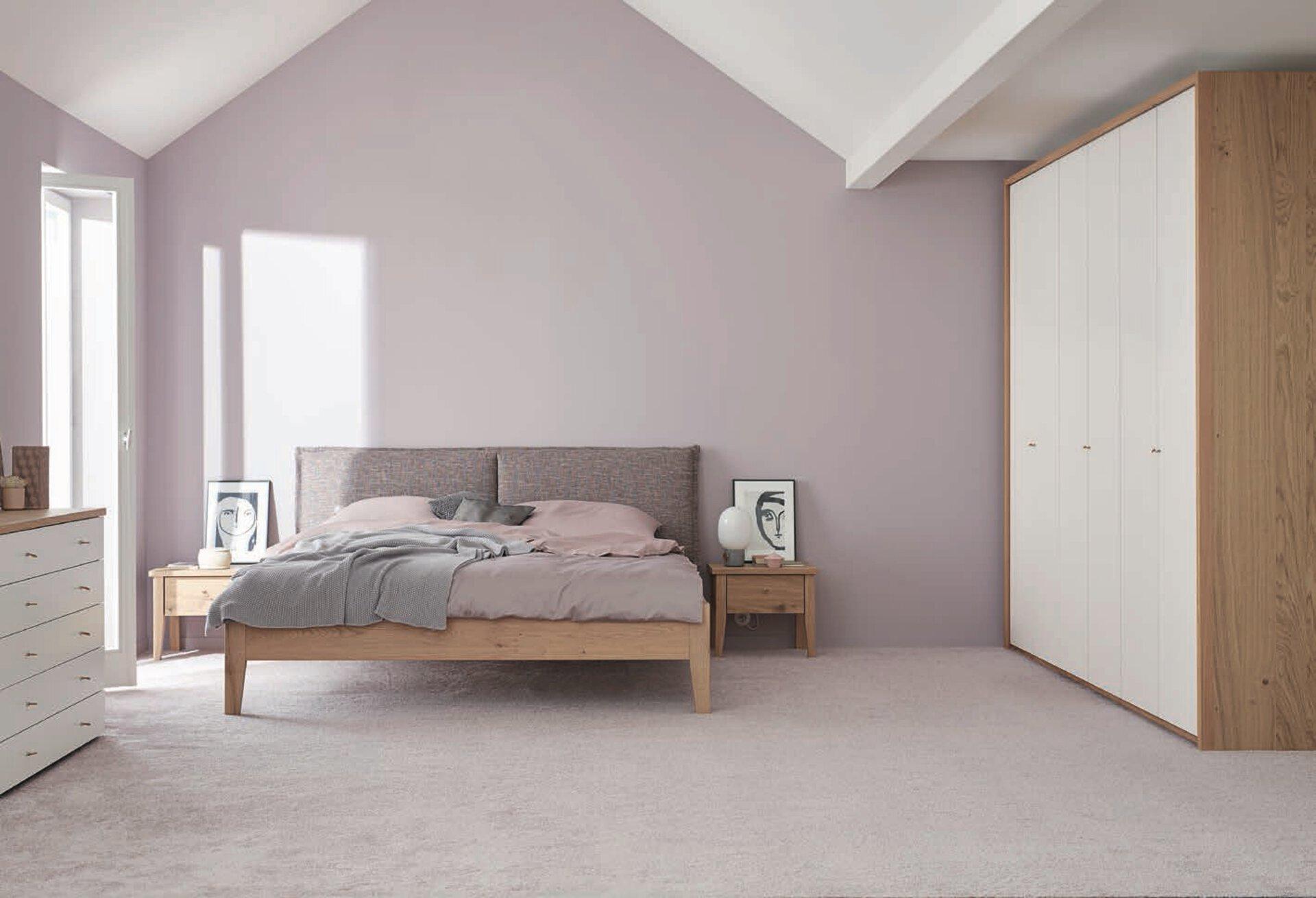 Schlafzimmer JANNE Schöner Wohnen Holzwerkstoff