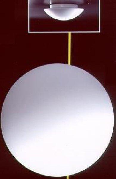 Bad-Deckenleuchte Bankamp Glas Opalglas weiß