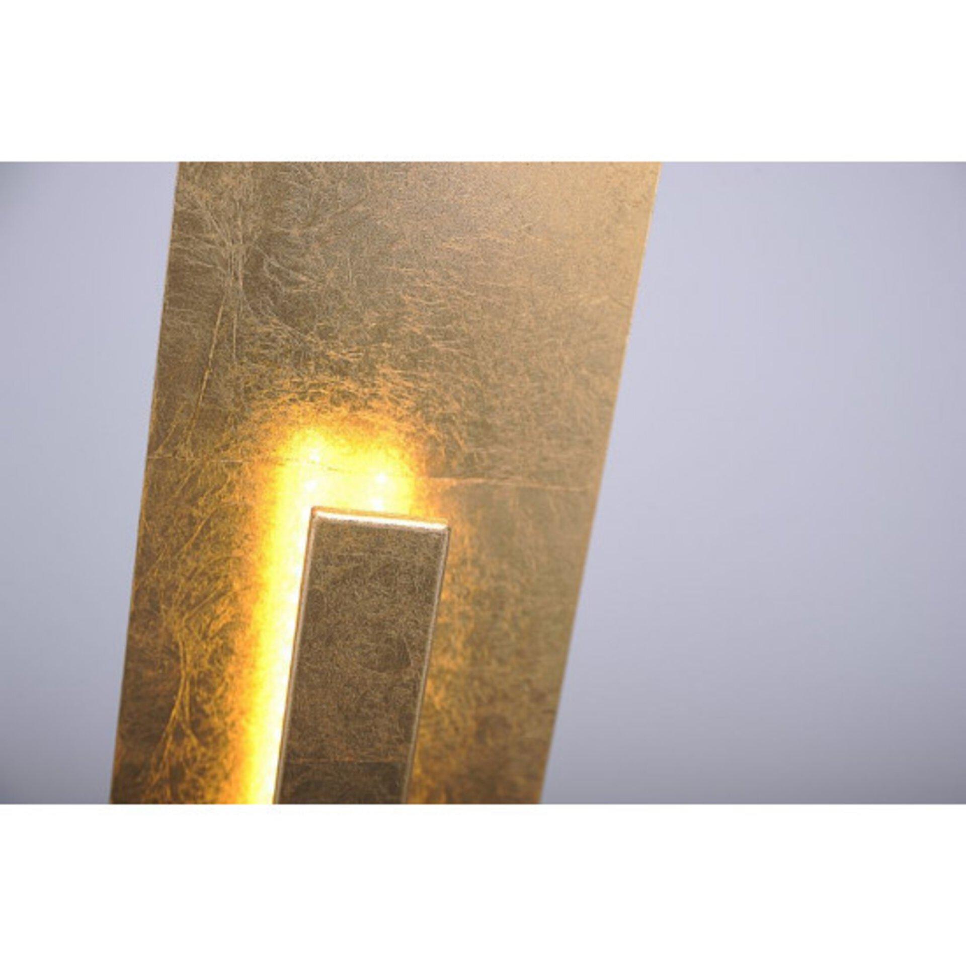 Stehleuchte NEVIS Paul Neuhaus Metall gold 26 x 141 x 26 cm