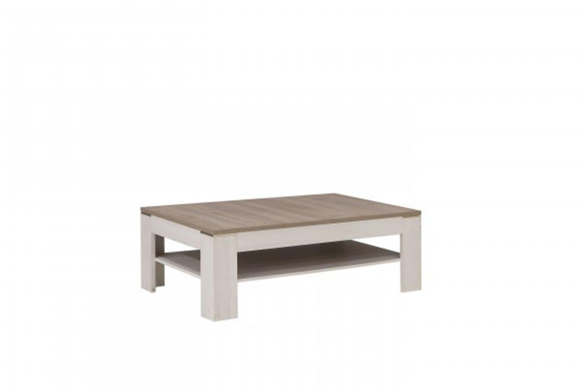 Beistelltisch ALETTA SELF Holzwerkstoff 75 x 43 x 120 cm