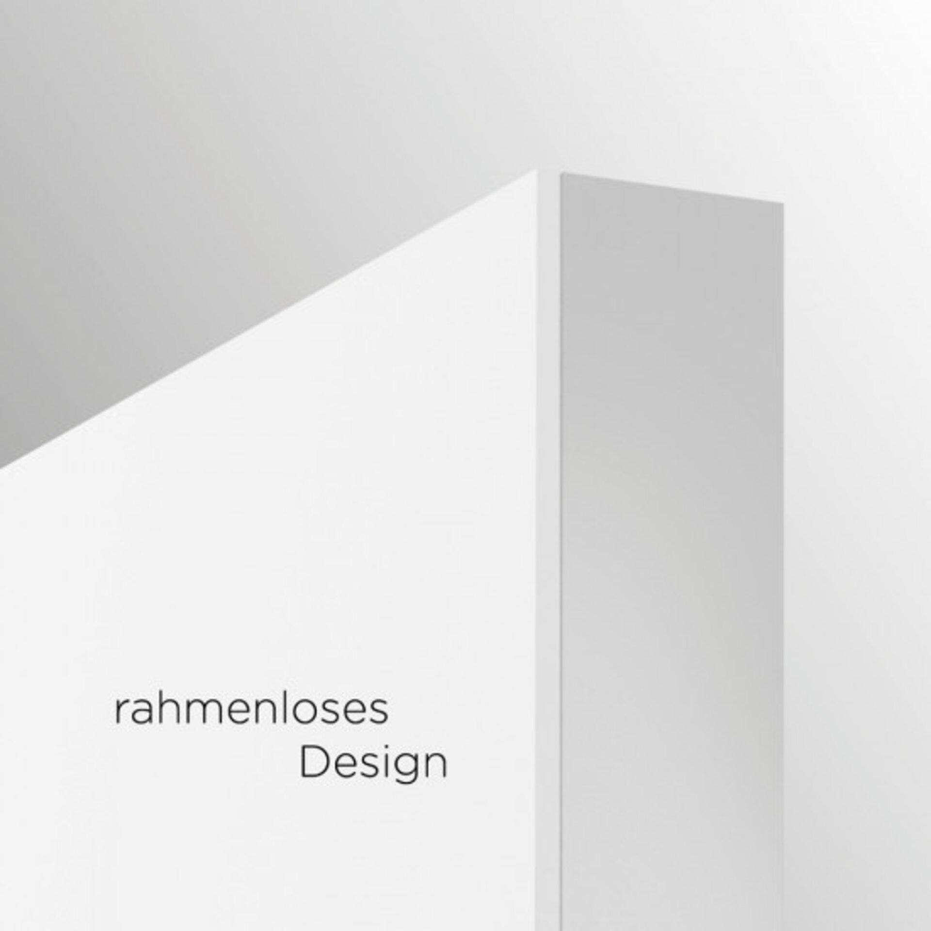 Deckenleuchte CANVAS Leuchtendirekt Metall weiß 45 x 6 x 45 cm