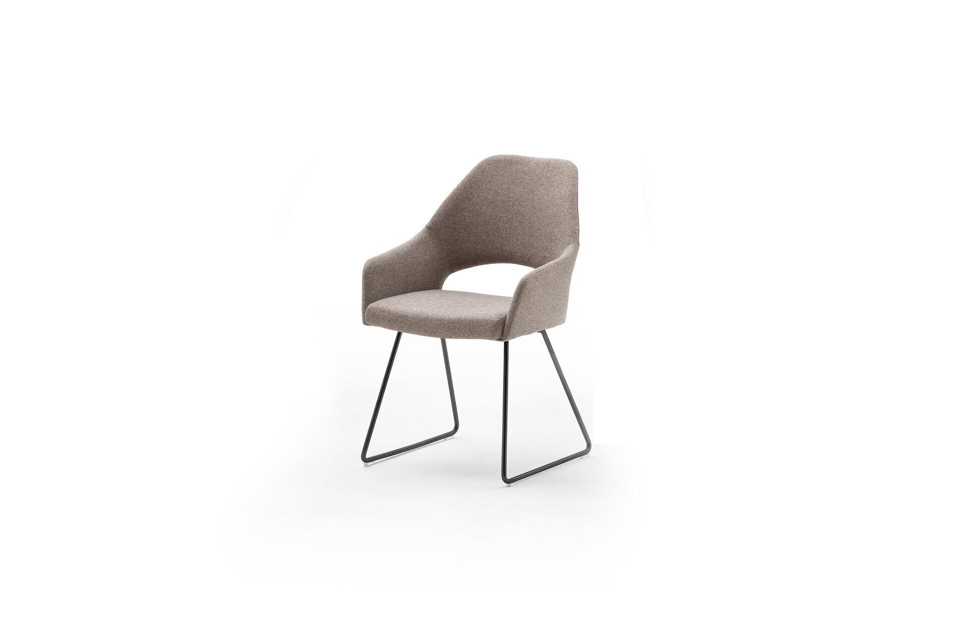 Stuhl ACTOR Vito Textil mehrfarbig 56 x 87 x 61 cm