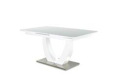 Tisch mit Auszug