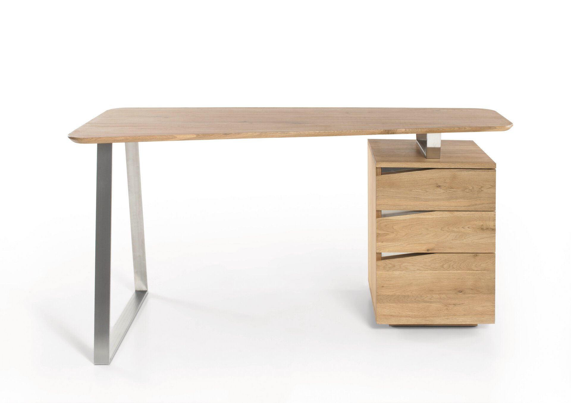 Schreibtisch TORI MCA furniture Metall 67 x 75 x 150 cm