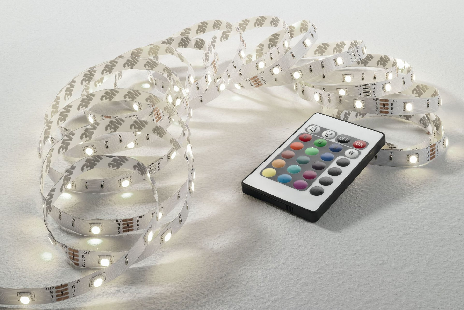 Dekorationsleuchte Flexi Casa Nova Kunststoff transparent 2 x 1 x 300 cm