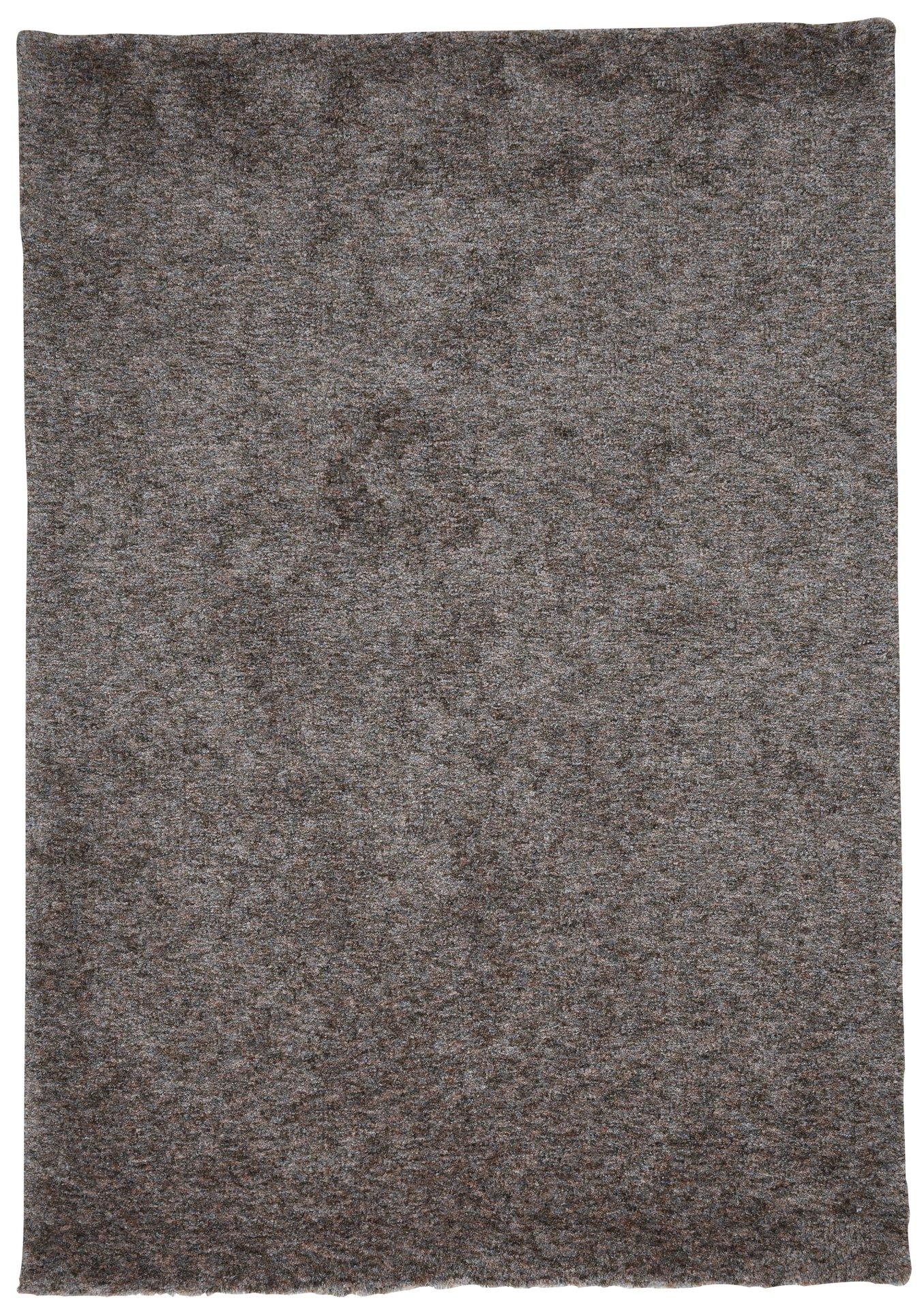 Handtuftteppich Roberto Gino Falcone Textil braun 160 x 230 cm