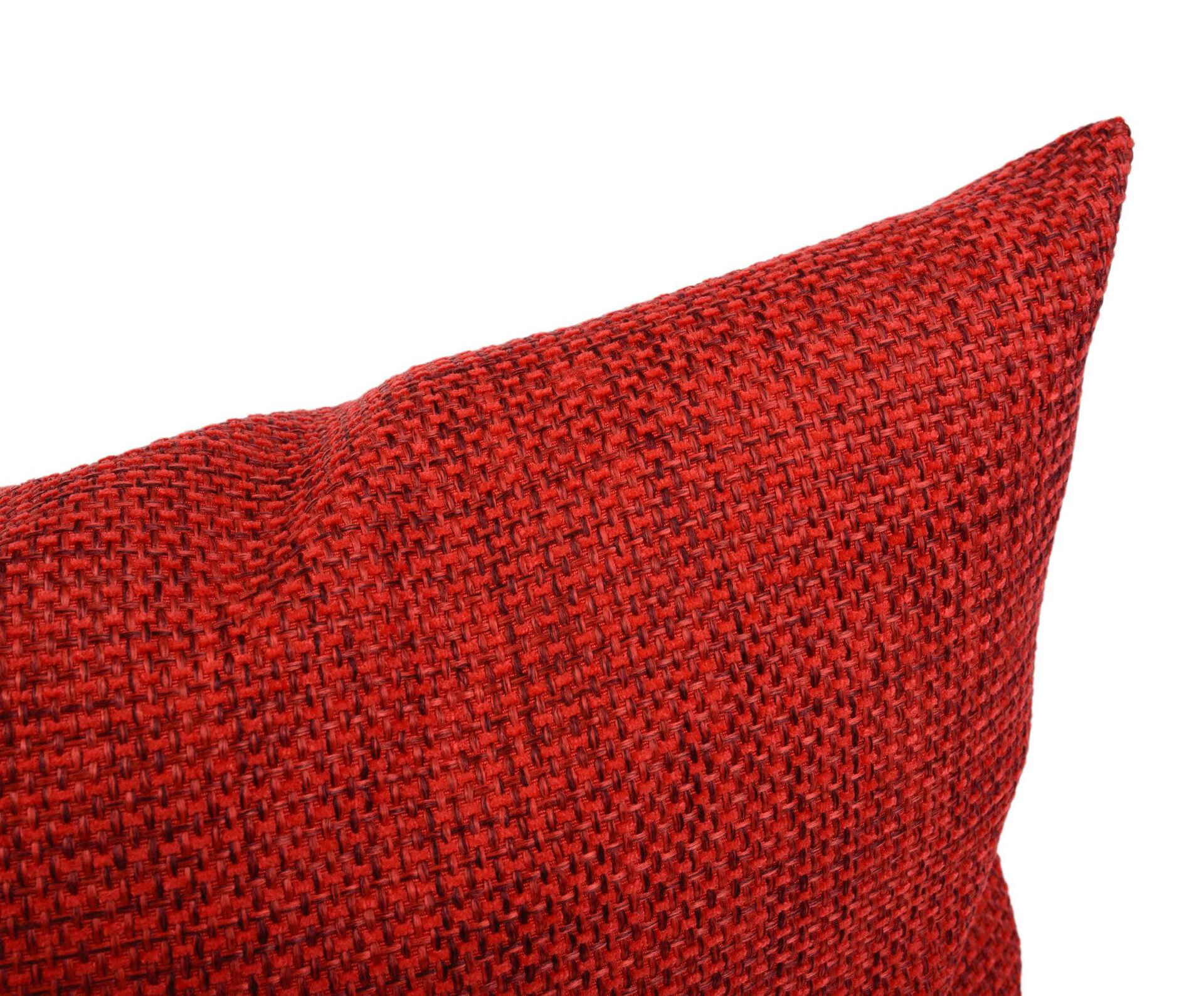 Kissenhülle Dallas Ambiente Trendlife Textil rot 40 x 40 cm