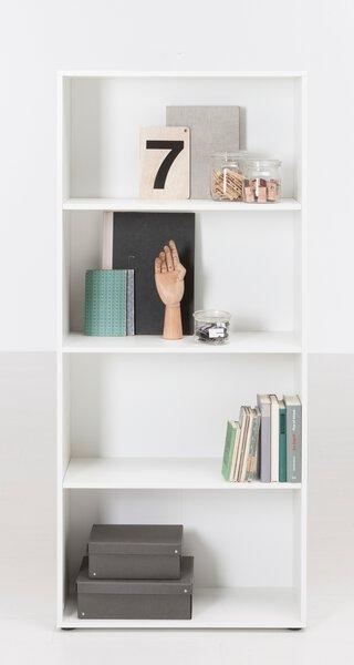 Regal SELF Holzwerkstoff Weiß ca. 70 cm x 158 cm x 30 cm