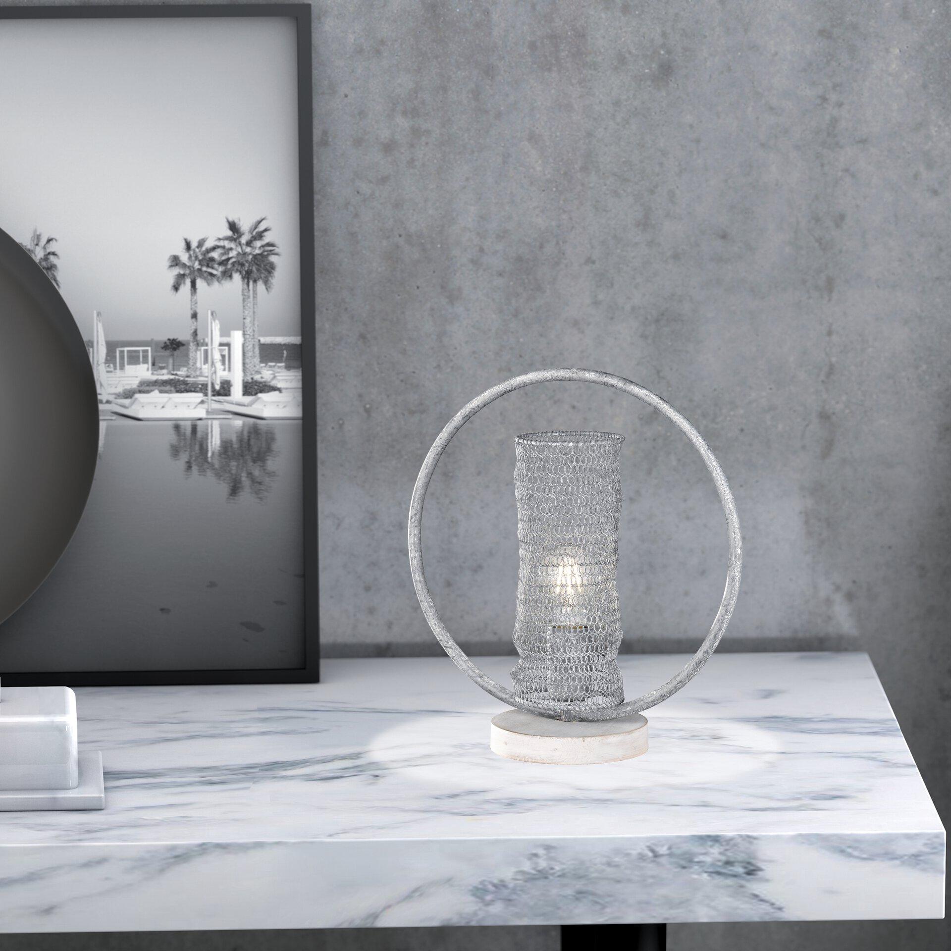 Tischleuchte Ano Fischer-Honsel Metall 14 x 37 x 35 cm