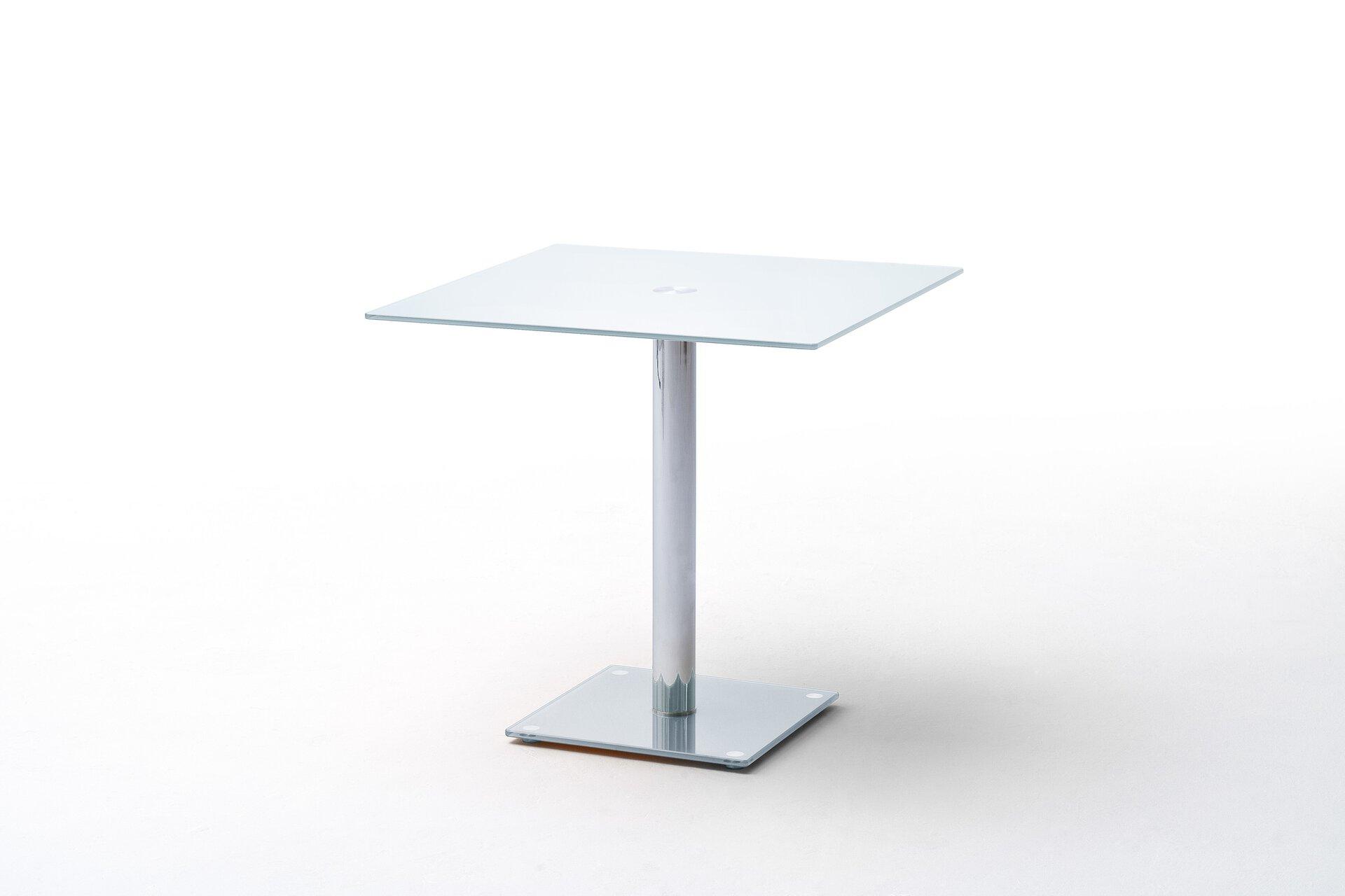 Esstisch FION MCA furniture Metall 80 x 77 x 80 cm