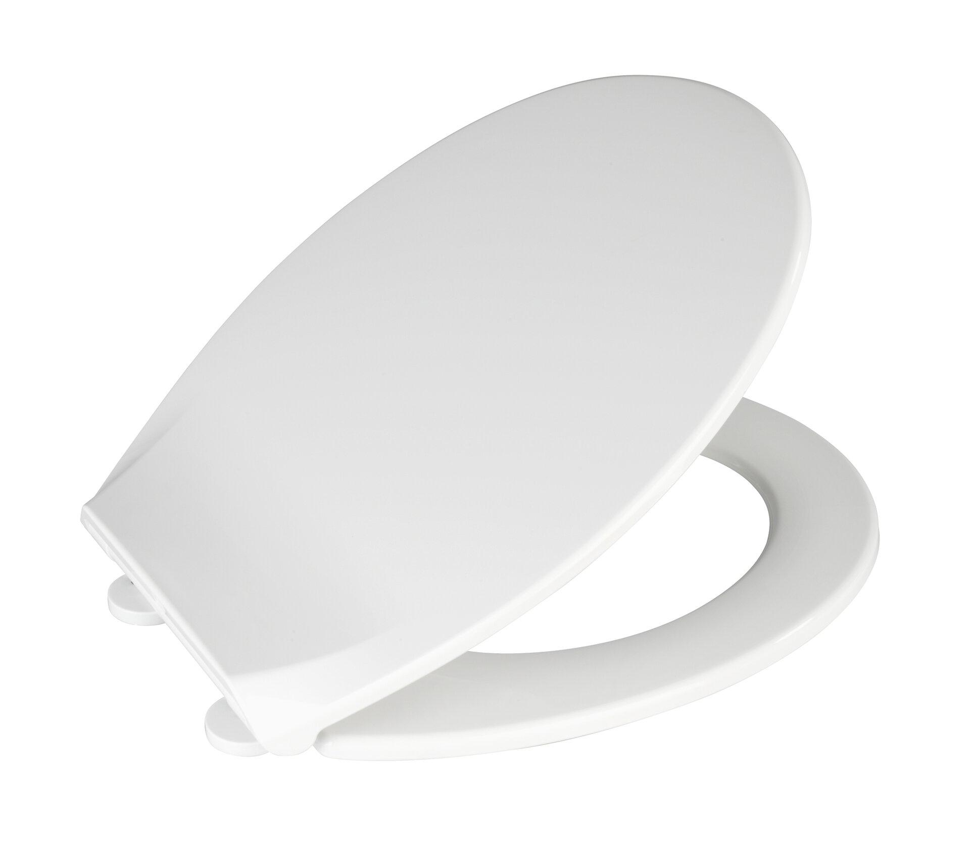 WC-Zubehör Kos Wenko Kunststoff weiß