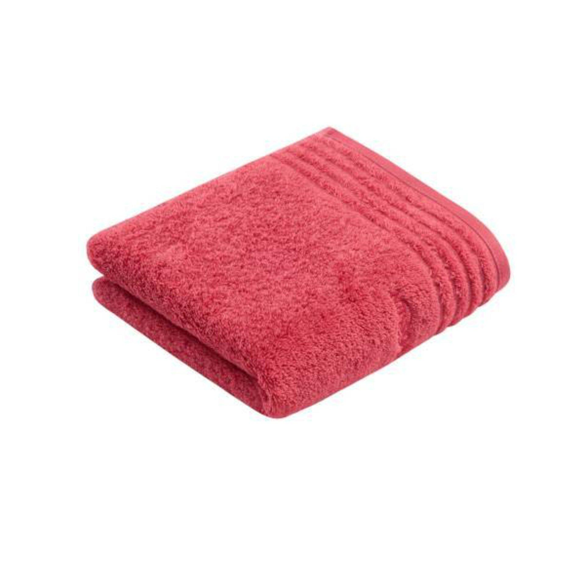 Handtuch Vienna Style Supersoft Vossen Textil
