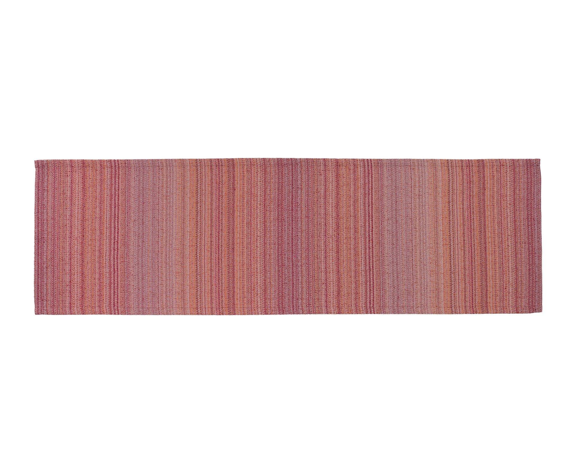 Tischläufer Viano Ambiente Trendlife Textil orange 40 x 140 cm