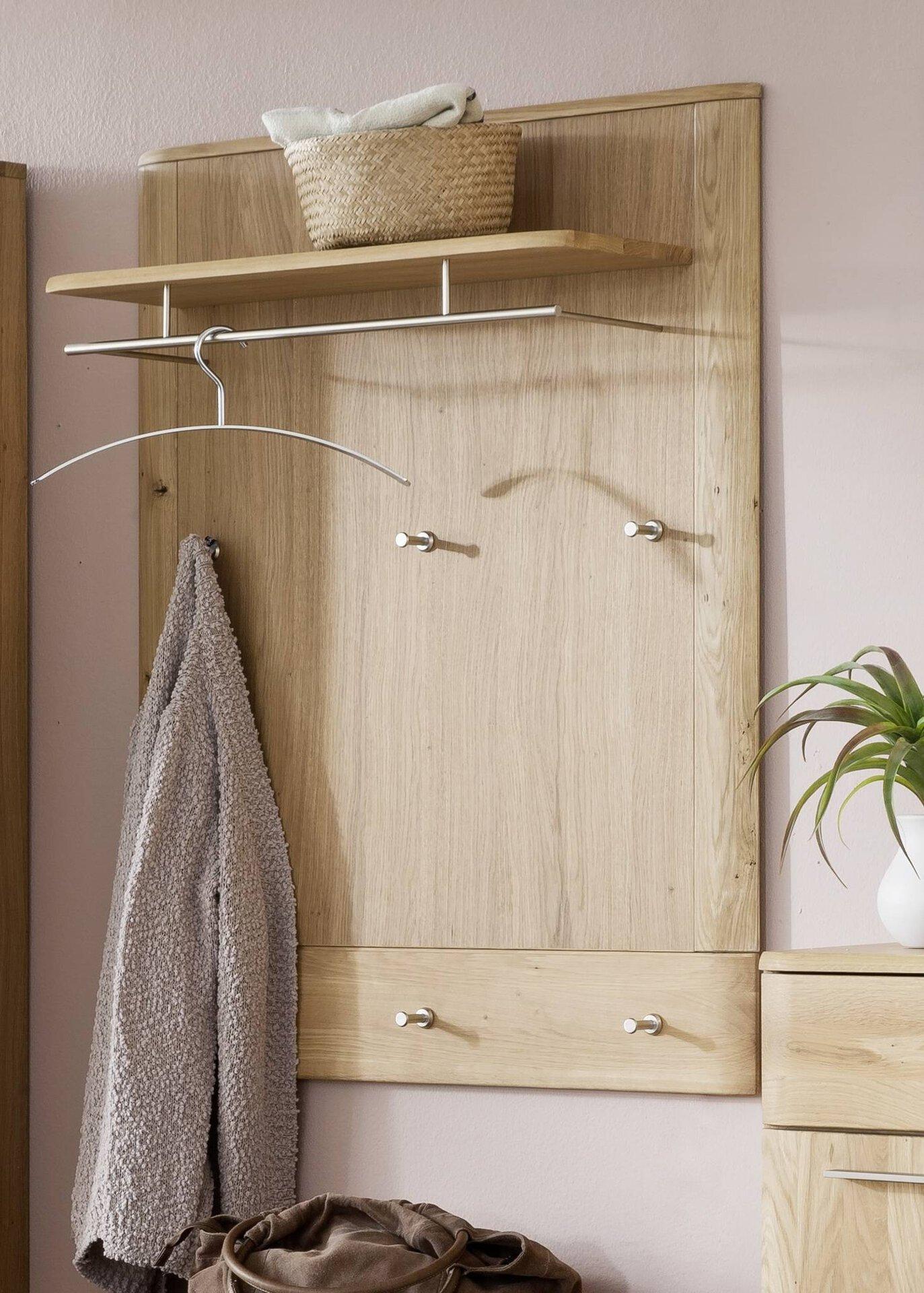 Garderobenpaneel NILO MCA furniture Holzwerkstoff 29 x 113 x 90 cm