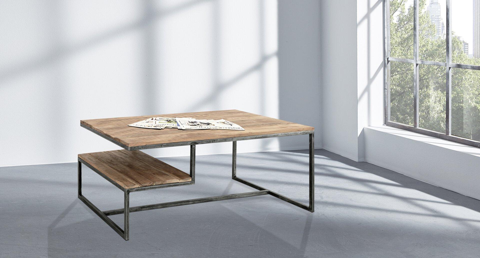 Couchtisch Spring CELECT Holz braun 60 x 45 x 120 cm