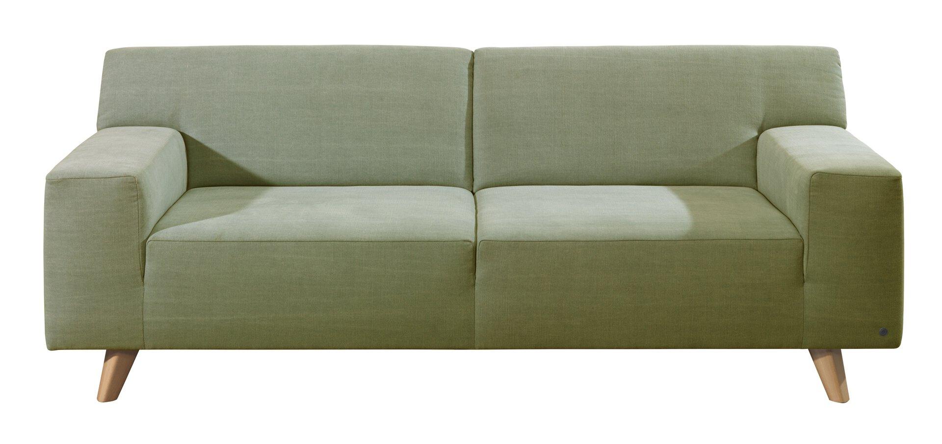 Sofa 2-Sitzer NORDIC PURE Tom Tailor Textil 77 x 91 x 206 cm