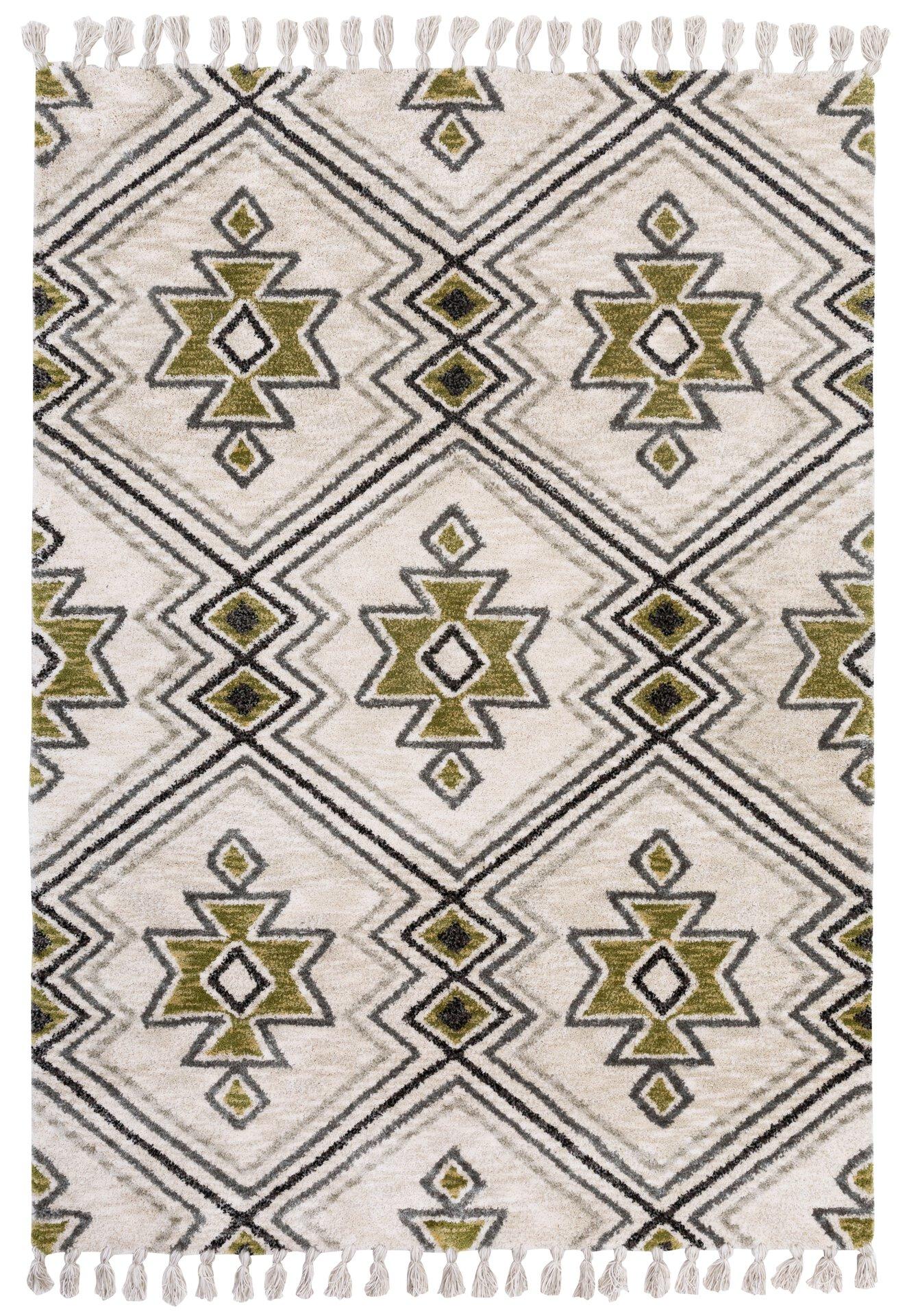 Handtuftteppich