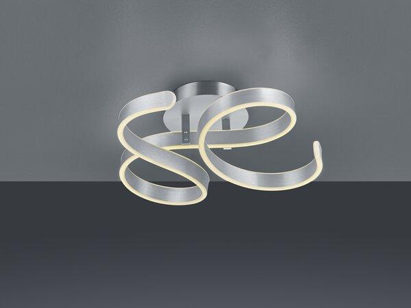 Deckenleuchte Trio Leuchten Metall alu- / silberfrb. ca. 52 cm x 19 cm x 54 cm