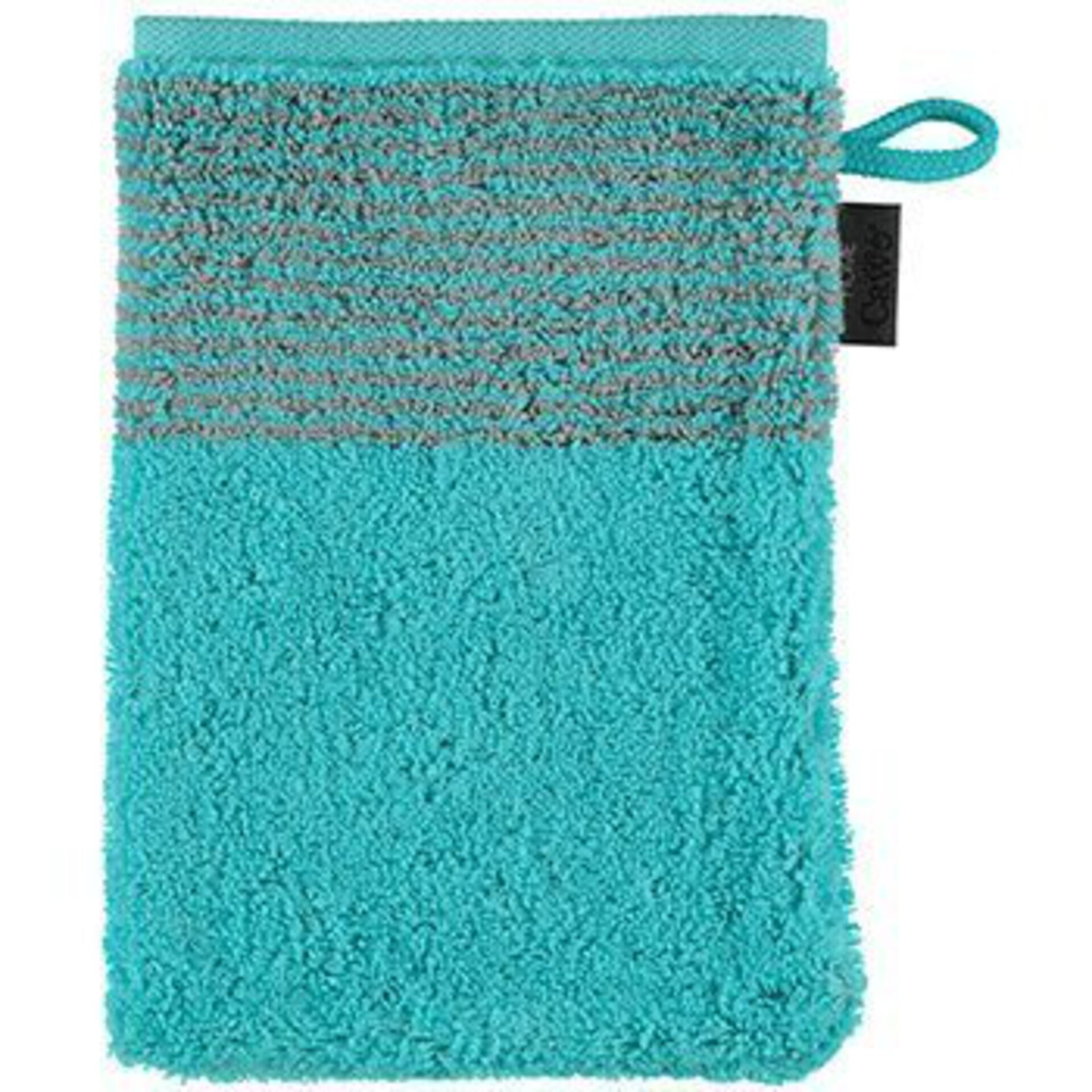 Waschhandschuh Two-Tone Cawö Textil 16 cm
