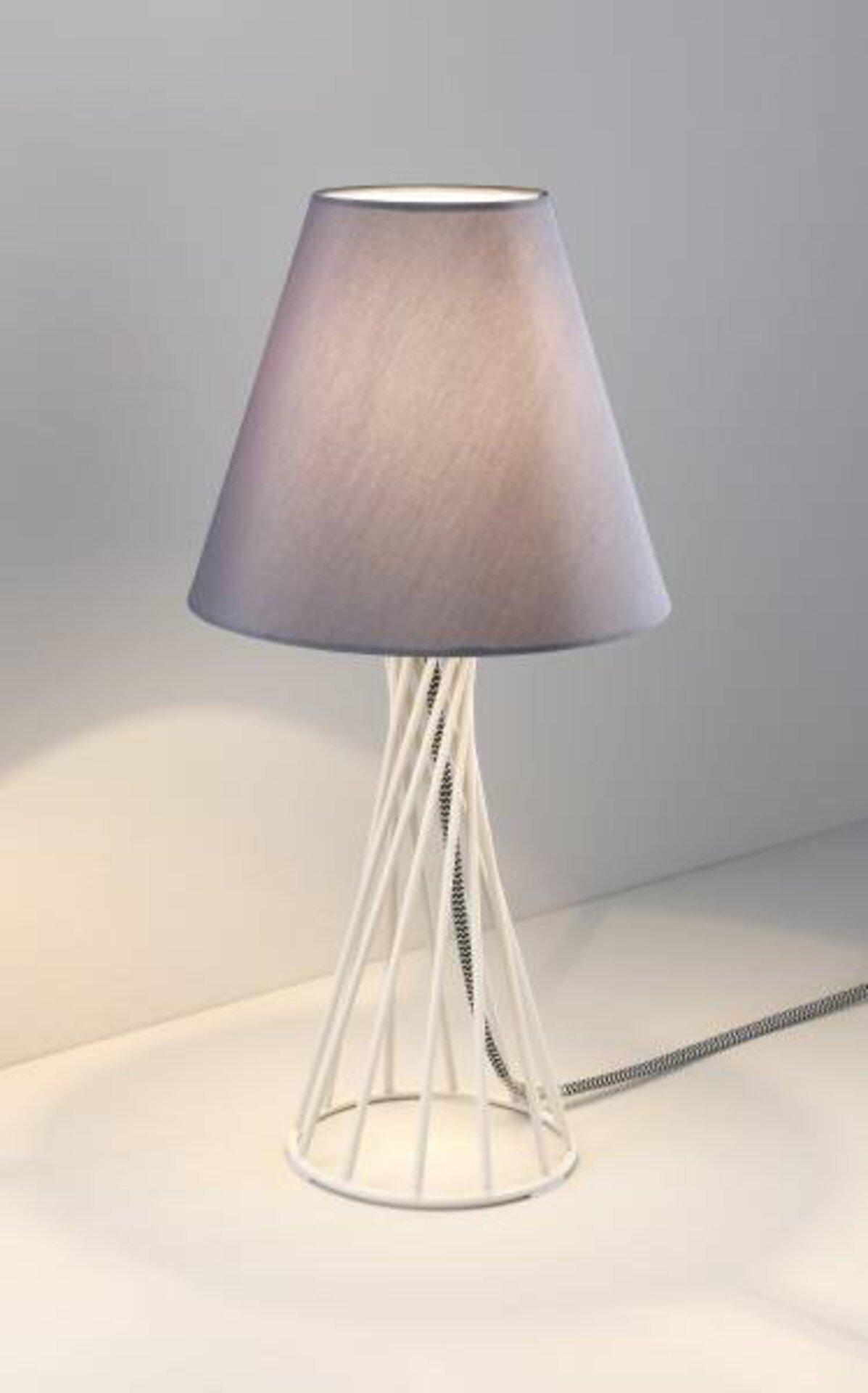 Tischleuchte Fardo Casa Nova Metall mehrfarbig 20 x 40 x 20 cm