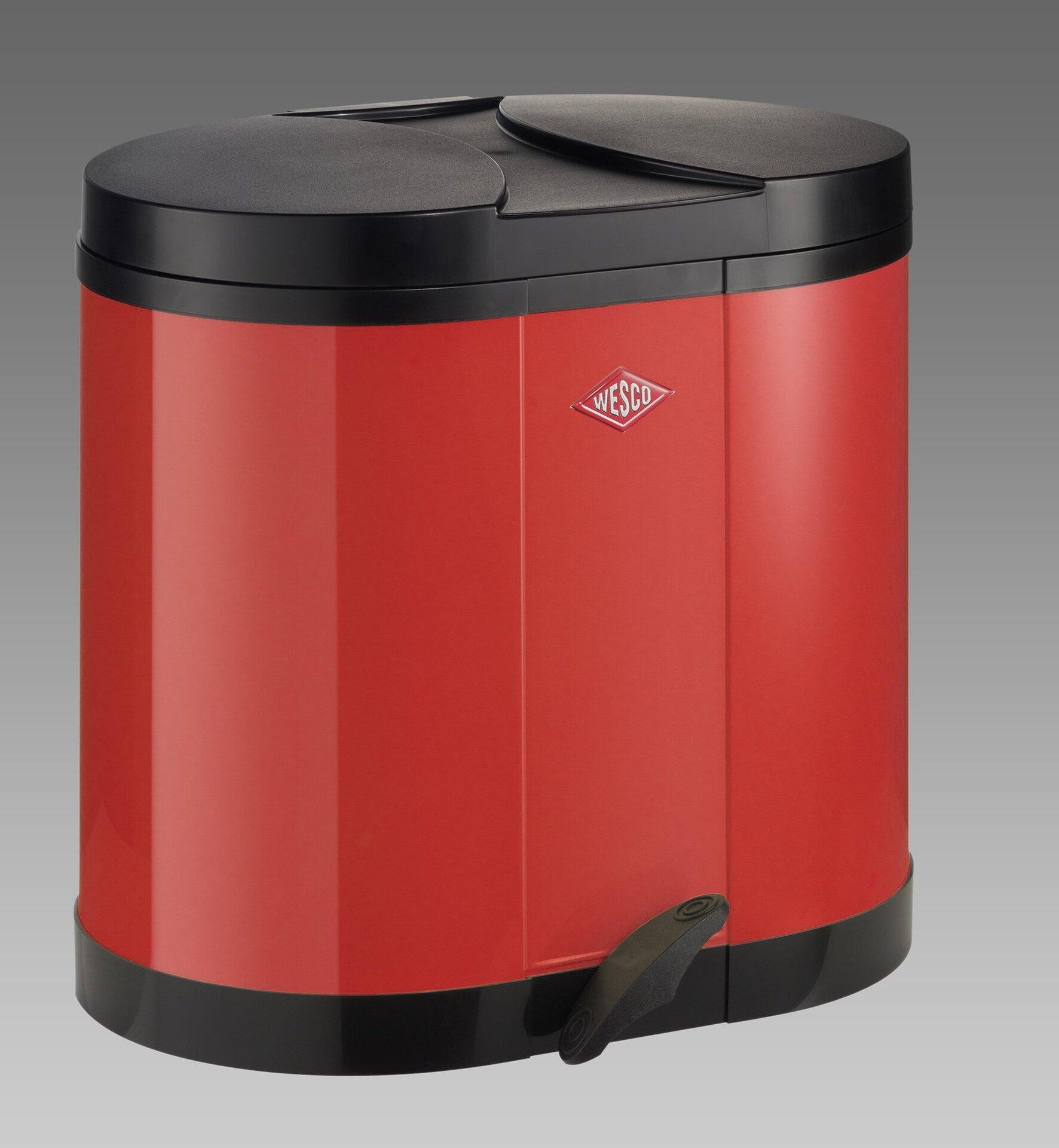 Müllbehälter Wesco Metall