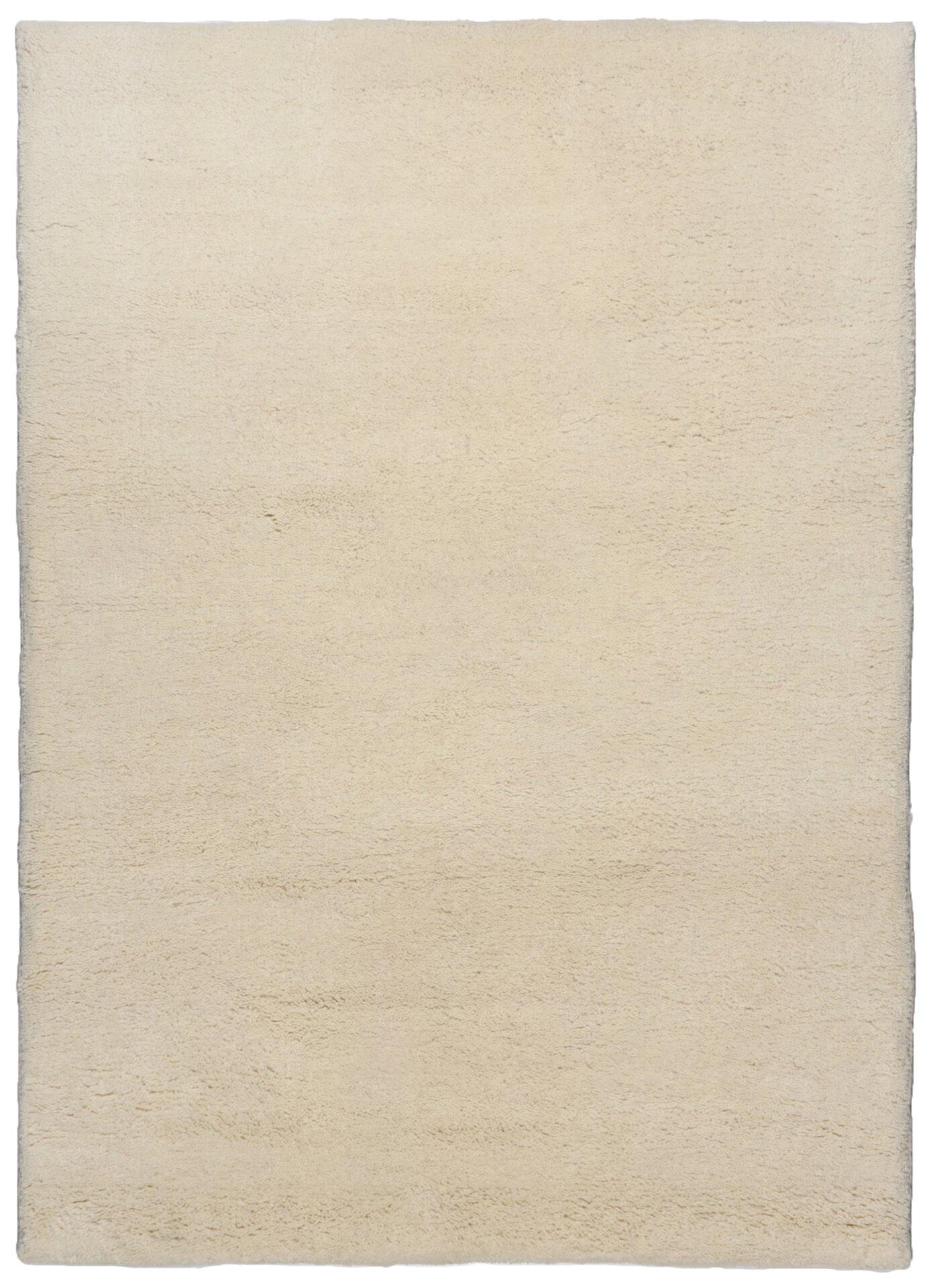 Handknüpfteppich Maroc Double Theko Textil braun 1 x 1 cm