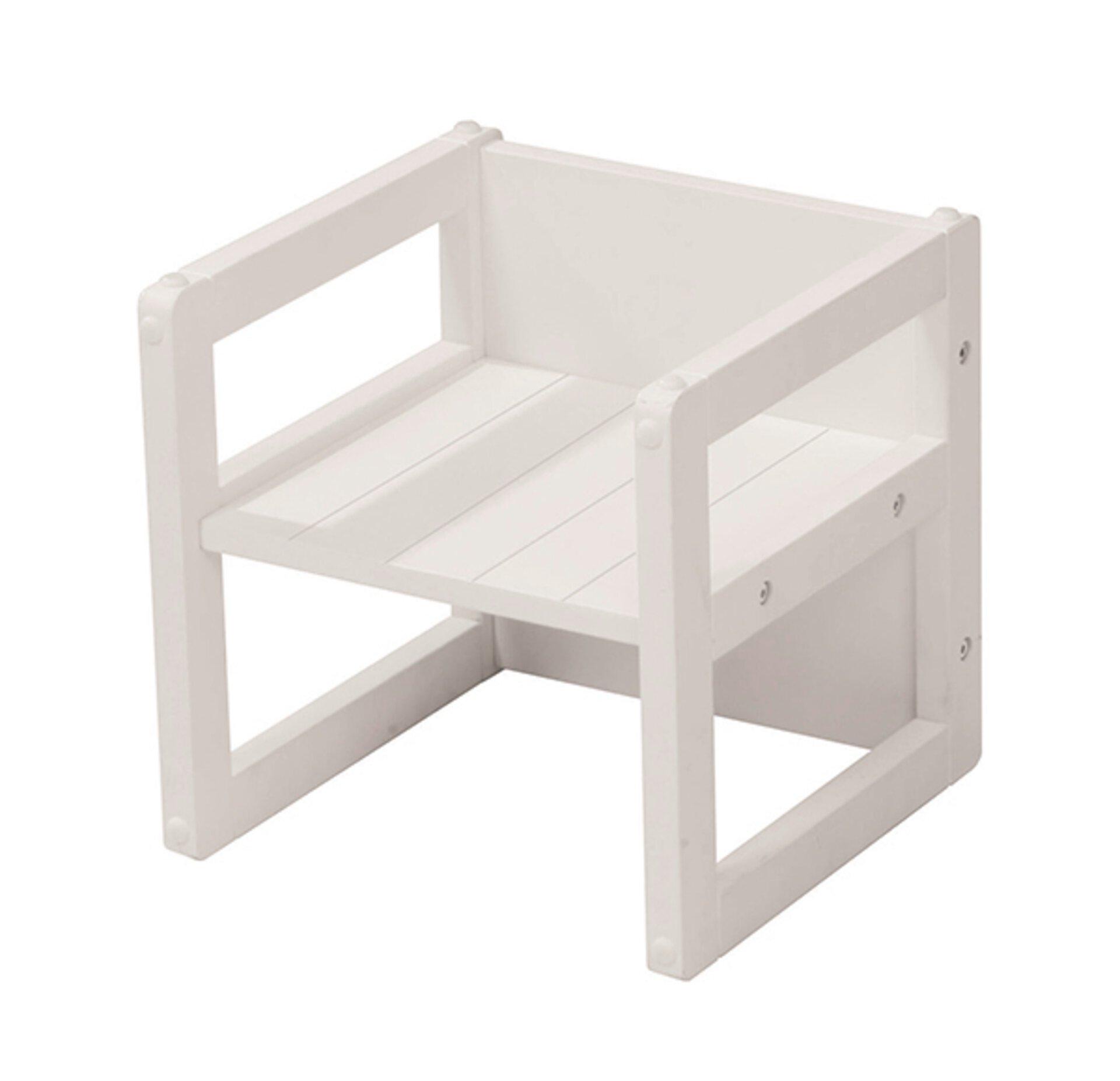 Sitzhocker Roba Baumann Holzwerkstoff 30 x 30 x 30 cm