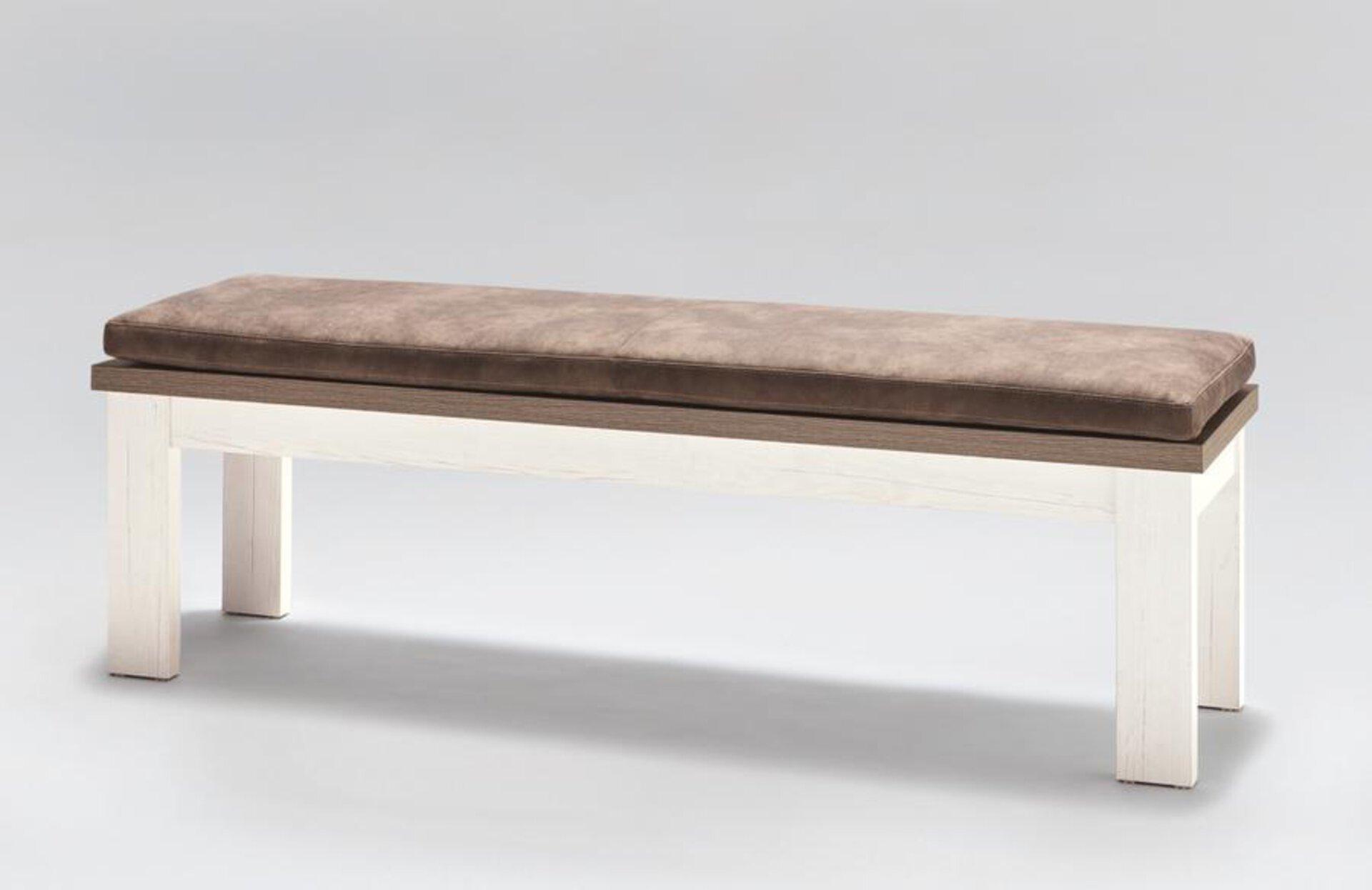 Sitzbank SET ONE set One by Musterring Holzwerkstoff mehrfarbig 43 x 45 x 160 cm
