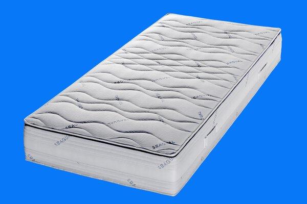Taschenfederkernmatratze Deepblue Tilos MONDO Metall, Textil ca. 90 cm x 24 cm x 200 cm