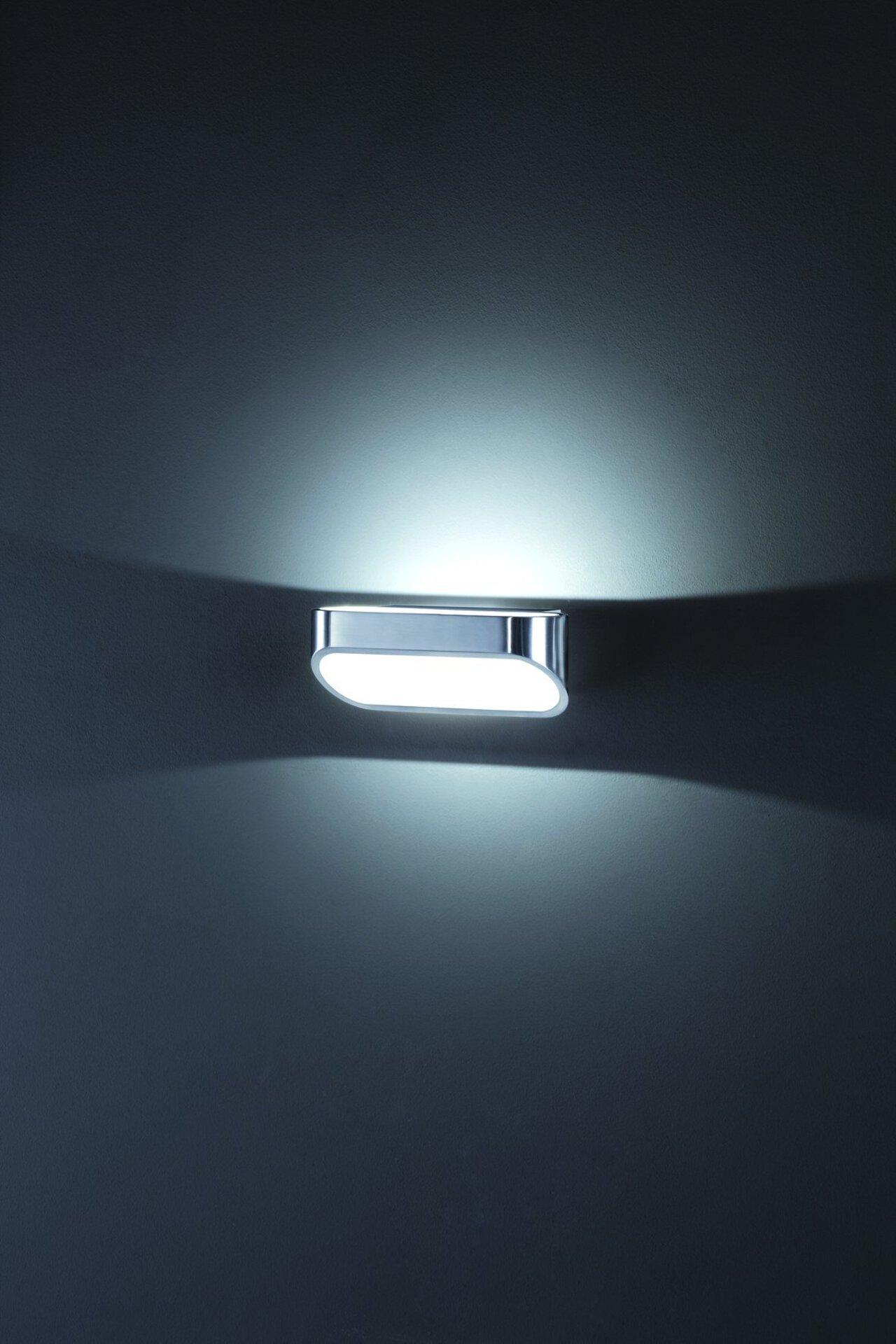 Wandleuchte ONNO Helestra Leuchten Metall 7 x 9 x 18 cm