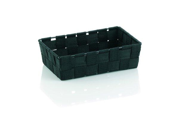 Aufbewahrung Kela Kunststoff schwarz