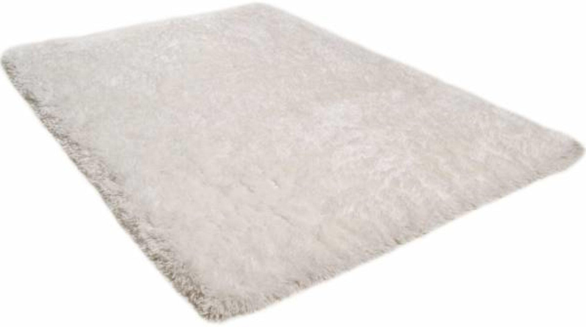 Handtuftteppich Flocati Tom Tailor Textil weiß 2 x 3 cm