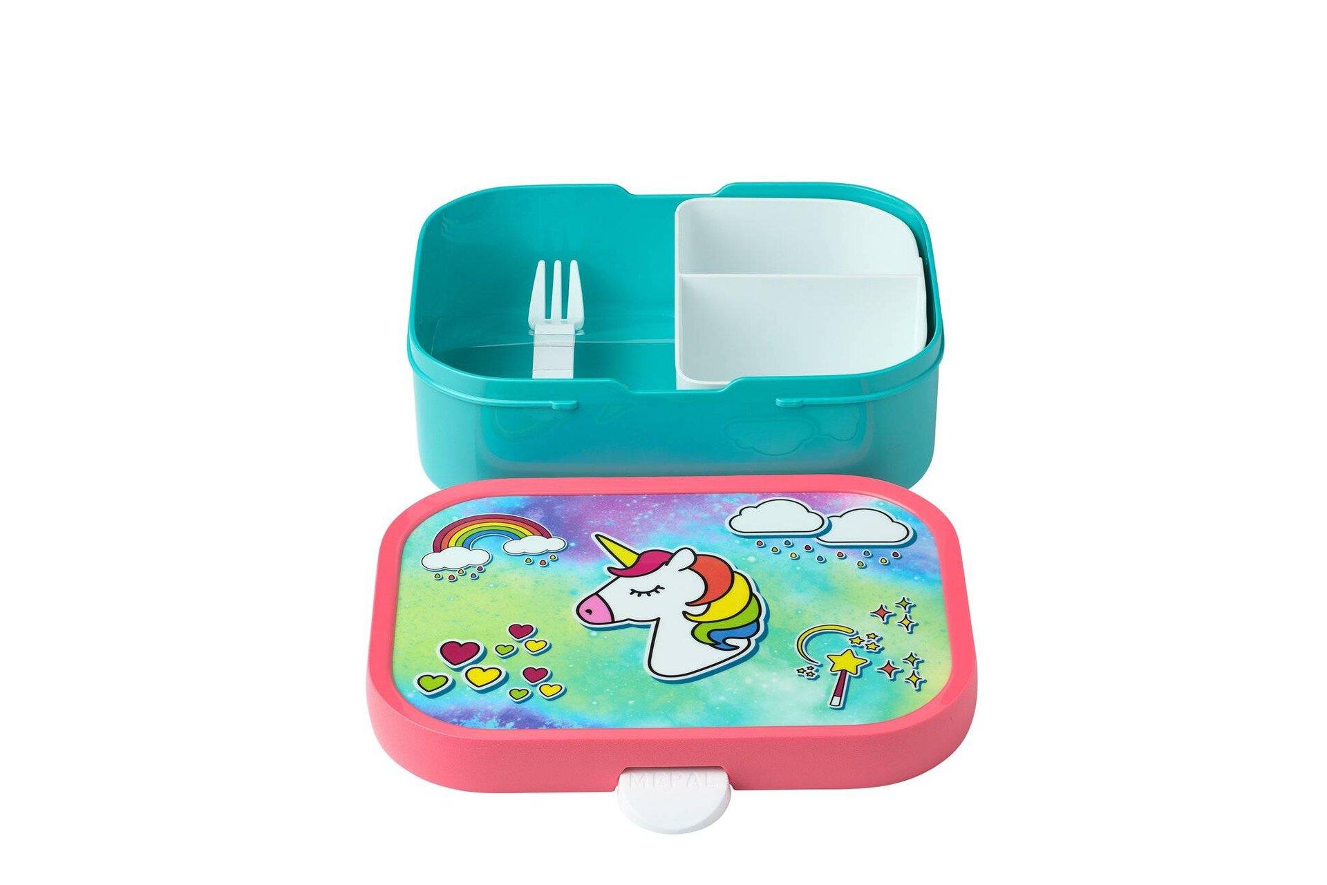 Lunchbox campus MEPAL Kunststoff 13 x 6 x 17 cm