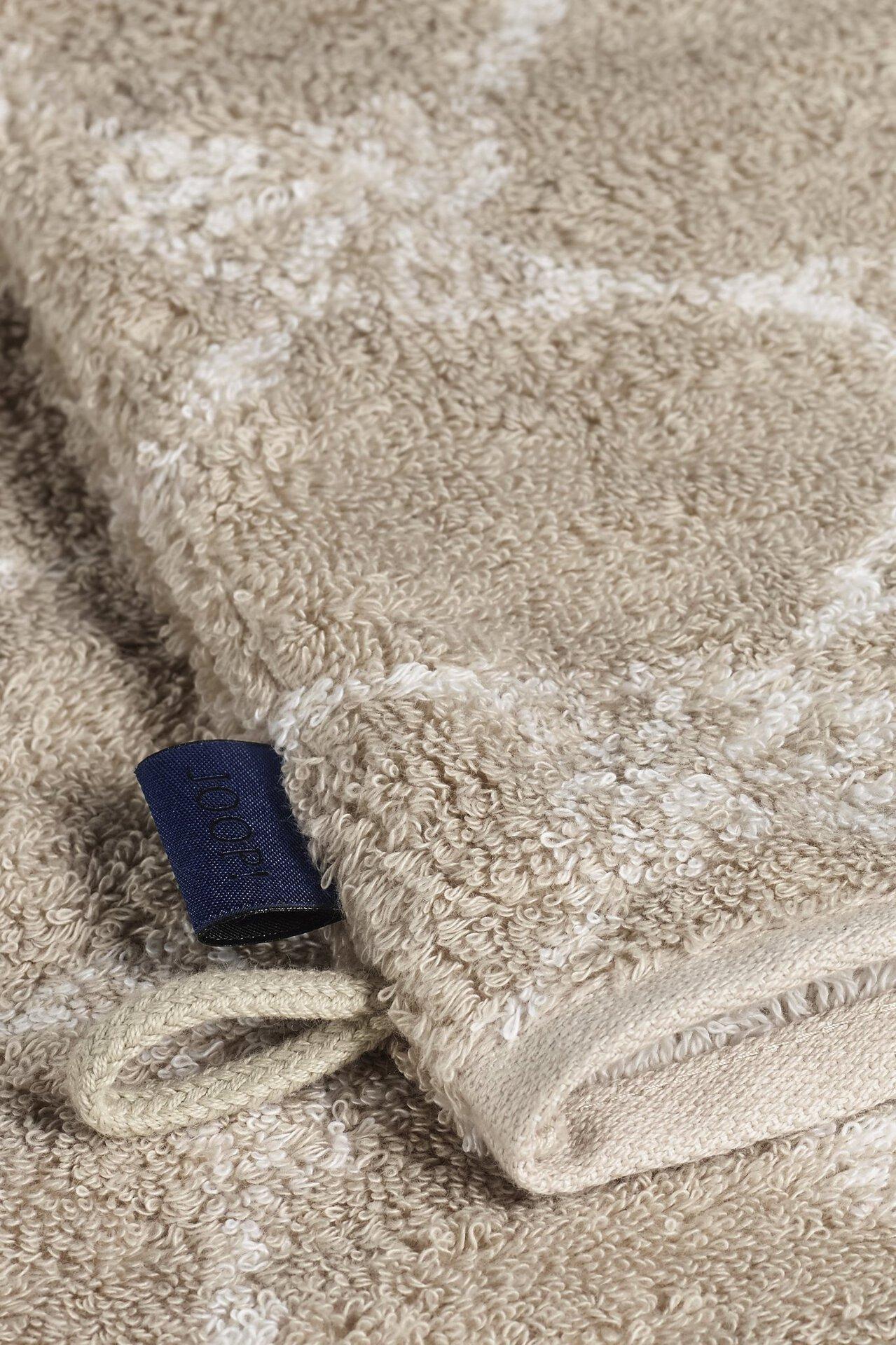 Waschhandschuh Cornflower Joop! Textil beige