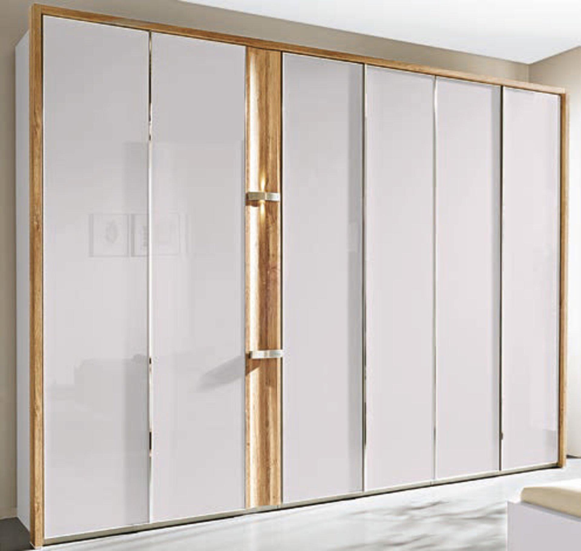 Drehtürenschrank COMBINO PLUS MONDO Holzwerkstoff grau 1 x 2 x 3 cm