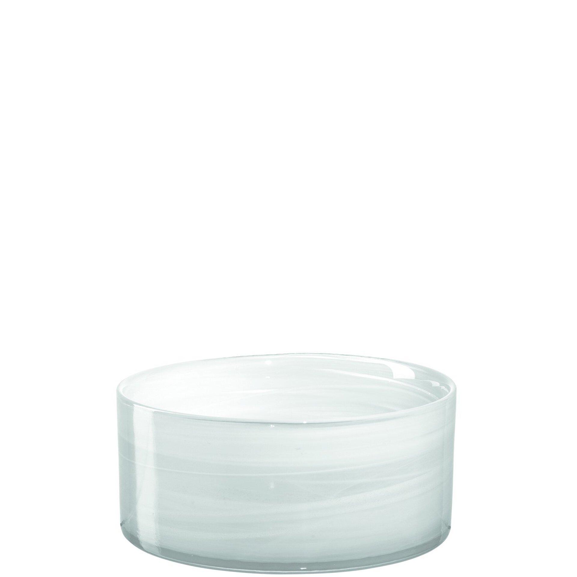 Schale SAVONA Leonardo Glas 15 x 7 x 15 cm