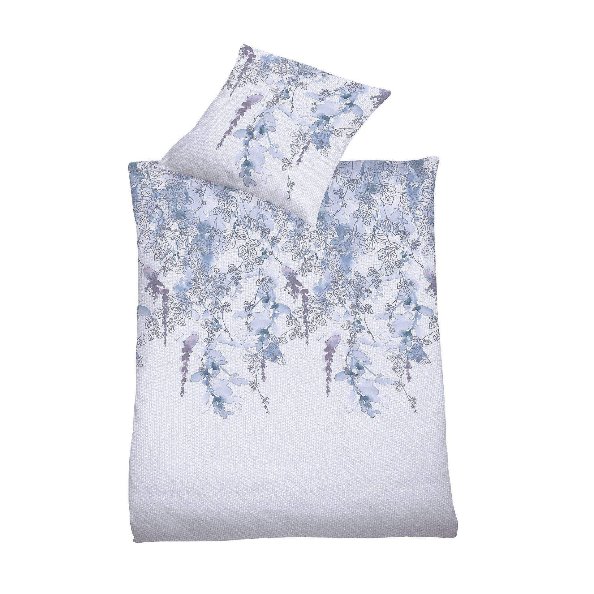 Bettwäsche Daily cotton Schlafgut Textil 135 x 200 cm