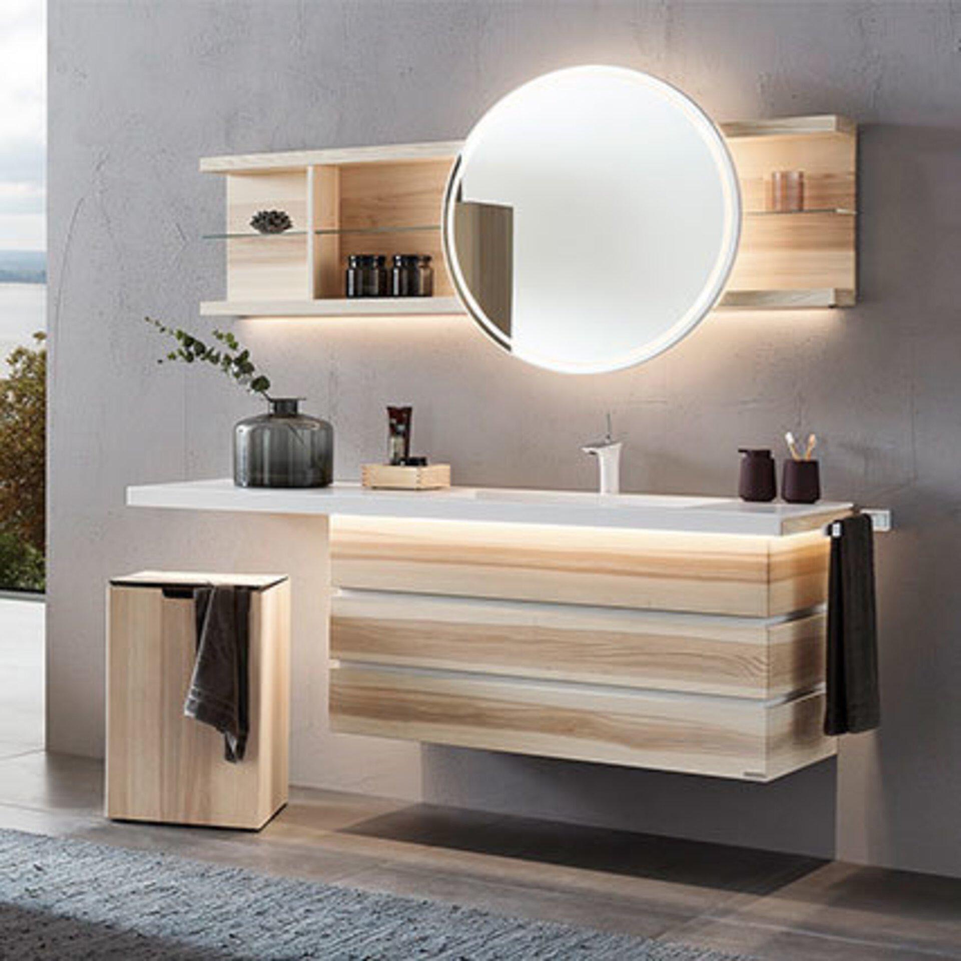 bad badezimmer spiegelschrank möbel inhofer