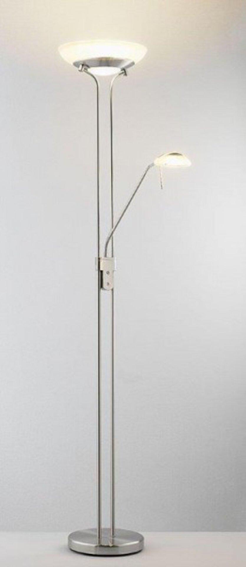 Stehleuchte Even II Casa Nova Metall 33 x 180 x 33 cm