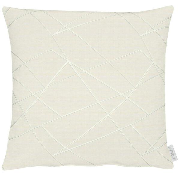 Kissenhülle APELT Textil 80 weiß