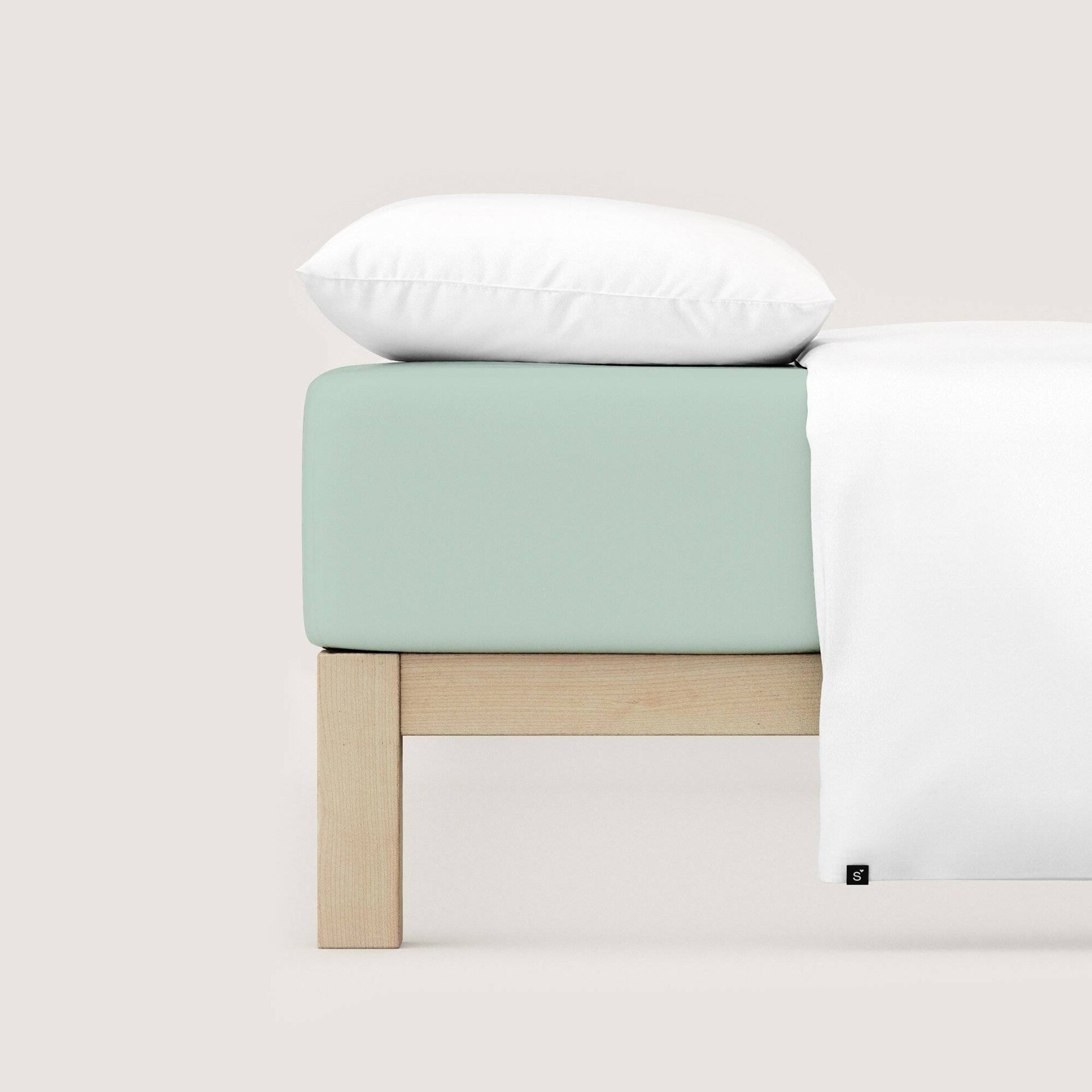 Elastan Jersey-Spannbetttuch Schlafgut Textil 150 x 200 cm