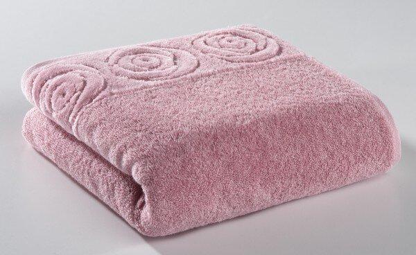 Gästetuch Casa Nova Textil rose
