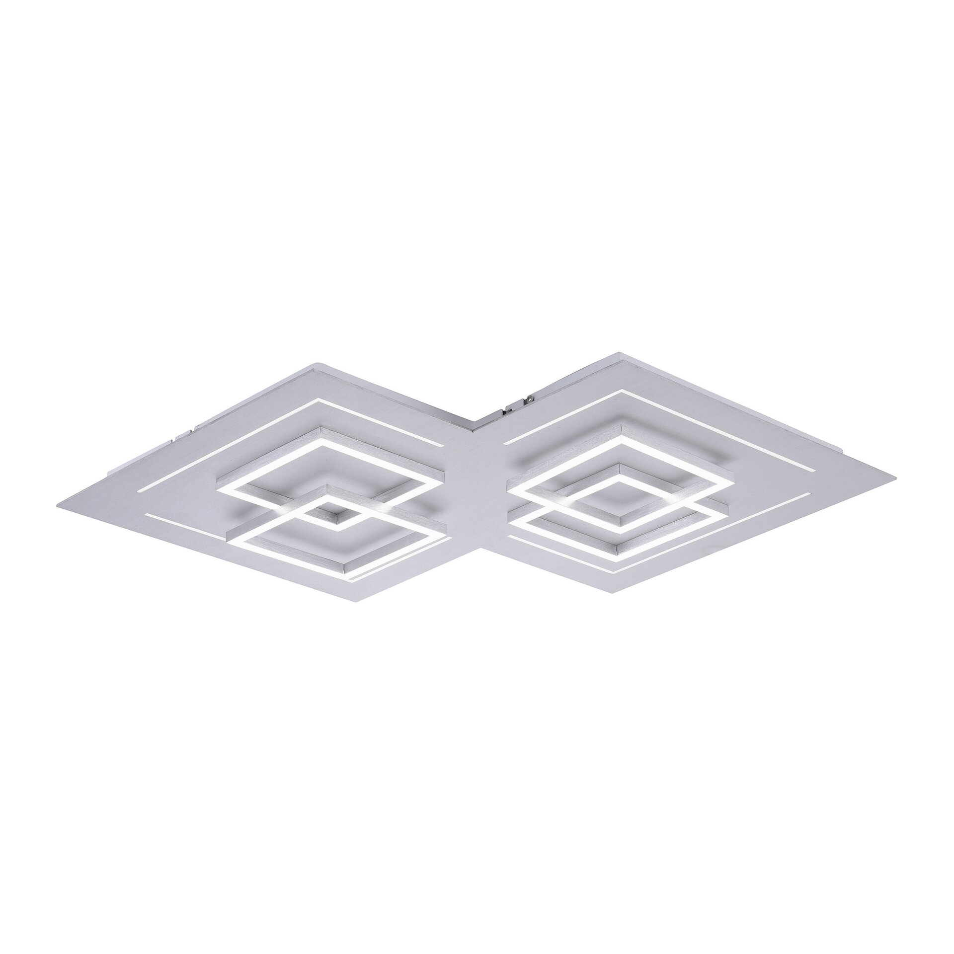 Smart-Home-Leuchten Q-LINEA Paul Neuhaus Metall weiß 60 x 25 x 85 cm