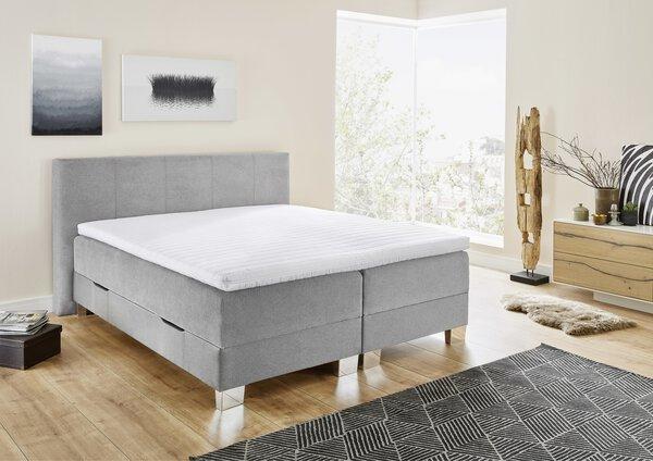 Boxspringbett Sun Garden Textil 50375-710 ca. 214 cm x 110 cm x 140 cm