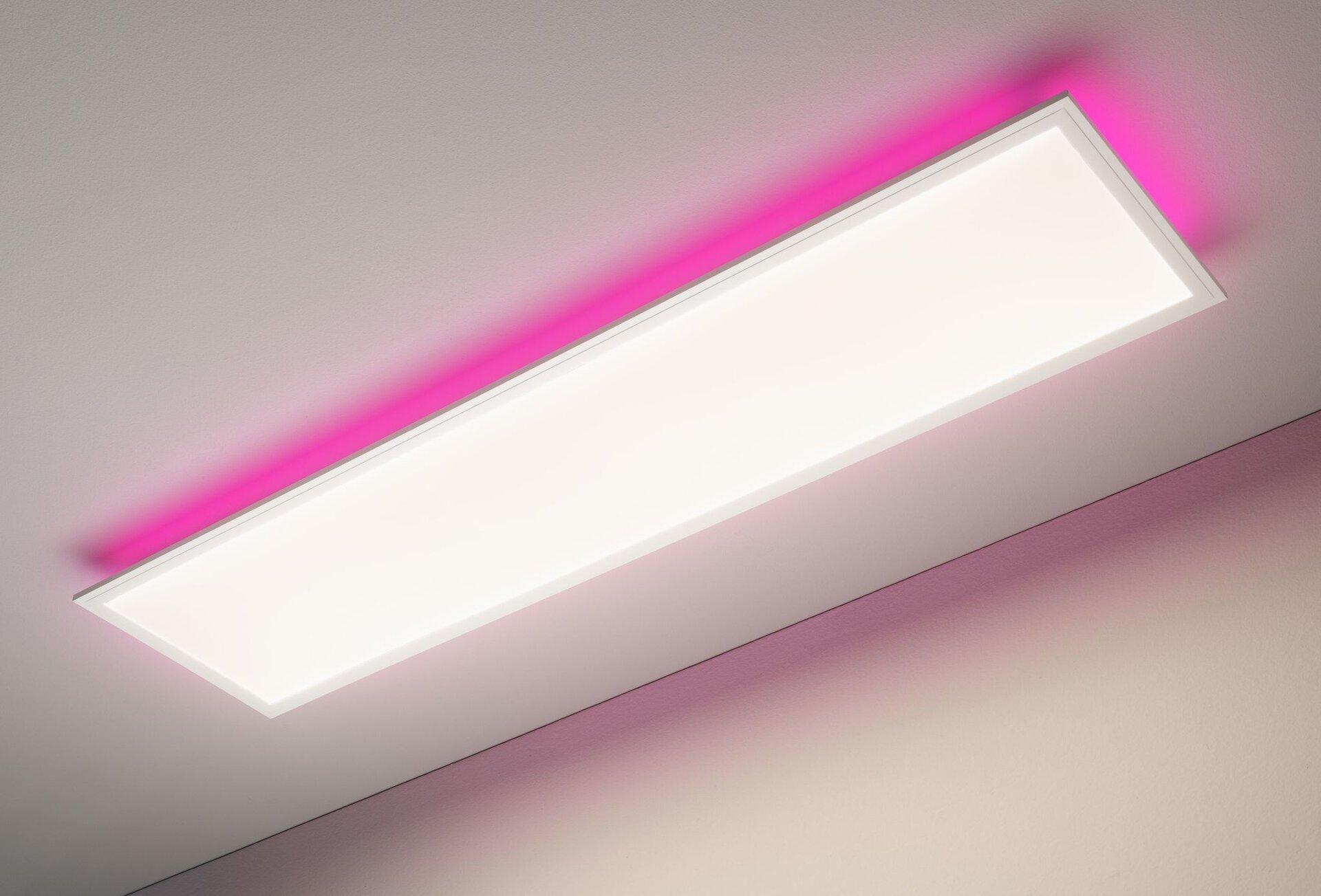 Deckenleuchte Colores + Casa Nova Metall 120 x 5 x 30 cm