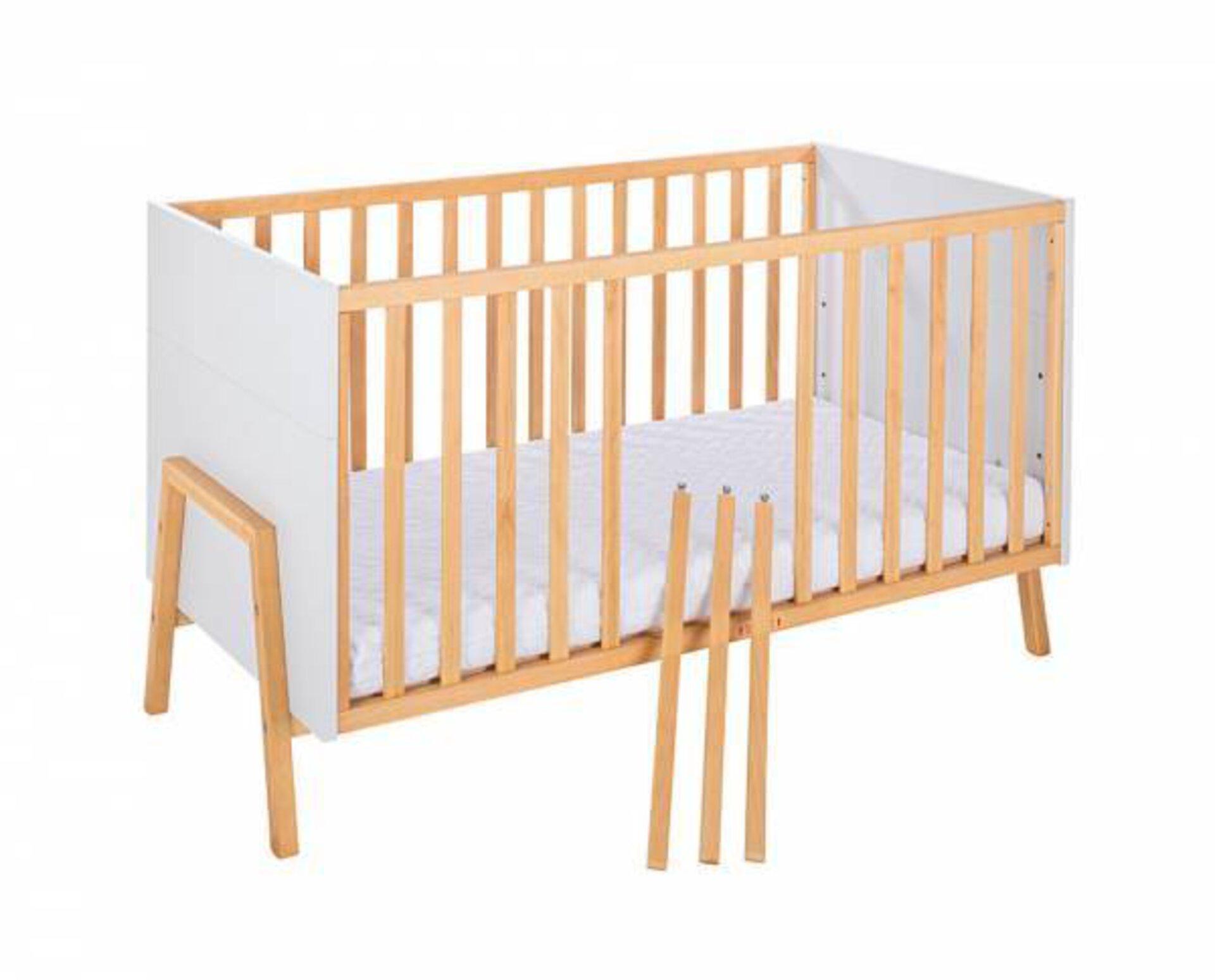 Babyzimmer CONNY Vito Holzwerkstoff mehrfarbig