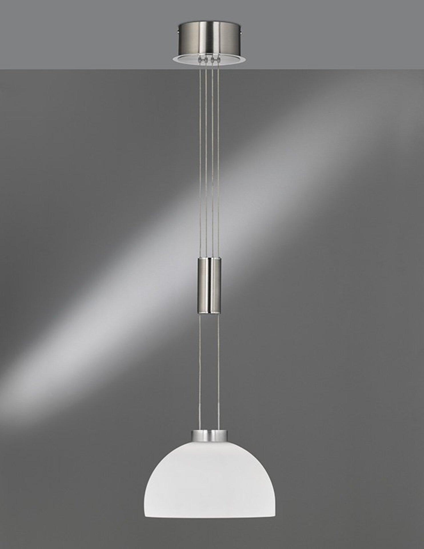 Hängeleuchte Avignon Fischer-Honsel Metall 25 x 170 x 25 cm